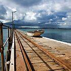 Vivonne Bay Jetty by MissSani