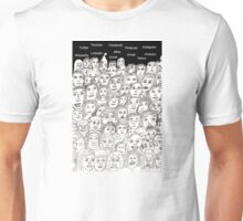 Mass Communication Unisex T-Shirt