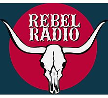 Rebel Radio Photographic Print