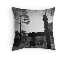 Cambria Yard Throw Pillow