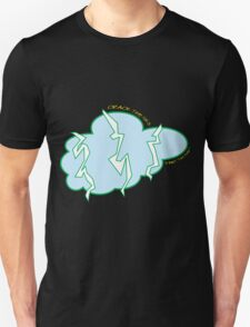 crack the sky, paint the earth T-Shirt