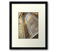 Cathedral Hill Framed Print