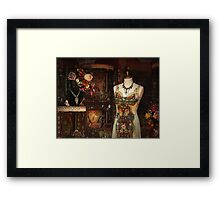Pretty Things For The Ladies Framed Print