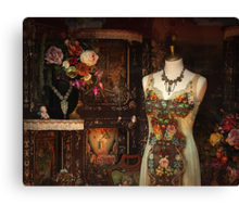 Pretty Things For The Ladies Canvas Print