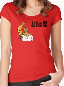 Action 52 ! Women's Fitted Scoop T-Shirt