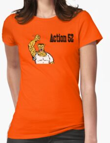 Action 52 ! Womens Fitted T-Shirt