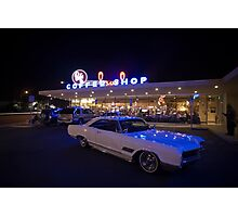 Bob's Big Boy Broiler and drive-in diner Photographic Print