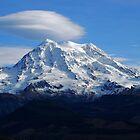 Mount Rainier by Jodi Morgan