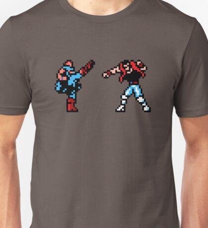 Shatterhand Vs. Kick Master NES Unisex T-Shirt