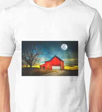 """Country Charm"" Unisex T-Shirt"