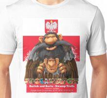 Bartek and Barta the Swamp Trolls Unisex T-Shirt