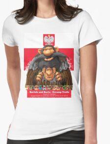 Bartek and Barta the Swamp Trolls Womens Fitted T-Shirt