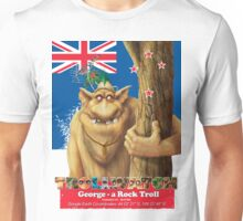 George a rock troll Unisex T-Shirt