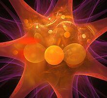 The Pregnant Star by jean-louis bouzou