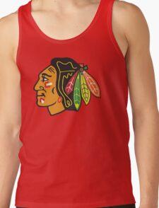 Blackhawks (Red) T-Shirt