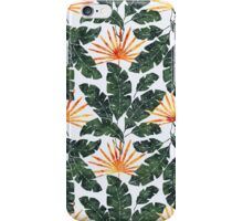 Summer Holidays | Tangerine iPhone Case/Skin