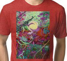 Cistern Paths Tri-blend T-Shirt