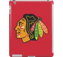 Blackhawks (Red) iPad Case/Skin