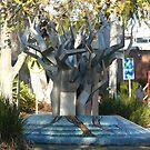 Sculpture in Werribee by Joan Wild