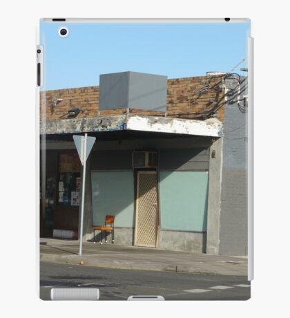Gray Shop iPad Case/Skin