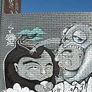 Street Art, Laverton by Joan Wild