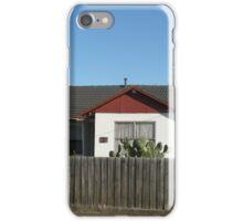 Weatherboard House, Laverton iPhone Case/Skin