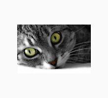 Green eyed cat Unisex T-Shirt