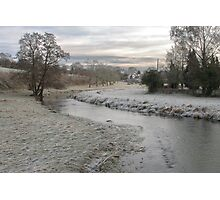 Rural Frost  Photographic Print