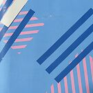 Patterned Wall by Joan Wild