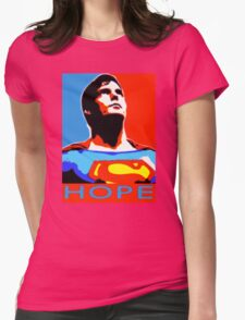 Super Hope Womens Fitted T-Shirt