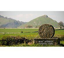 Thorpe Cloud: The Peak District Photographic Print