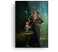 The Magician Metal Print