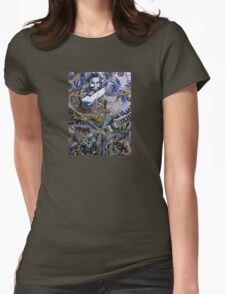 Jerome 5  - Design 3 Womens Fitted T-Shirt