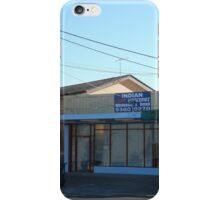 Indian Osho Groceries iPhone Case/Skin