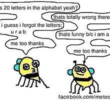 Haha I like this bugs by LanzaManza