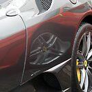 Ferrari F430 Wheel by mrshutterbug