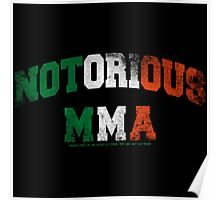 Notorious MMA Poster