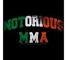 Notorious MMA | Conor McGregor Photographic Print