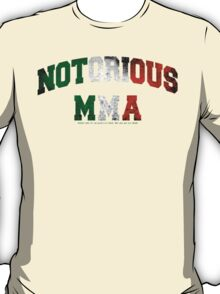 Notorious MMA | Conor McGregor T-Shirt