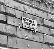 Downing street by mrshutterbug