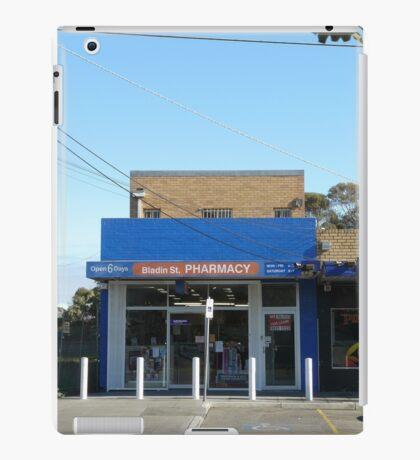 Bladin St Pharmacy iPad Case/Skin