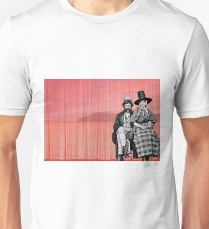 Llansteffan Couple Unisex T-Shirt