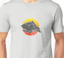 Type F Class Space Craft Star Shuttle Fleet Light Unisex T-Shirt