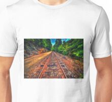 """Crazy Train"" Unisex T-Shirt"