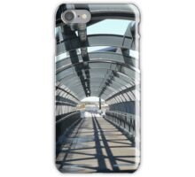 Walkway II, Williams Landing Railway Station iPhone Case/Skin