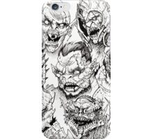 ORCS iPhone Case/Skin
