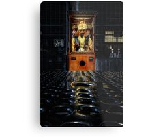 Zoltar Speaks Metal Print