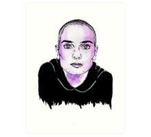 Sinéad Art Print