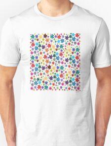 Floral Floral Pattern Unisex T-Shirt