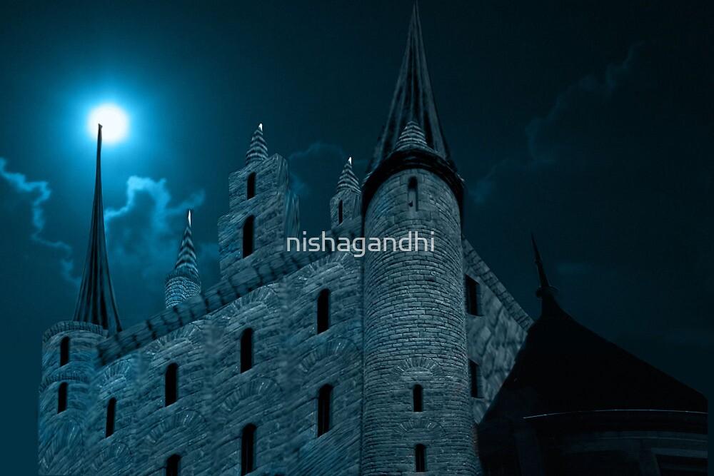 In the night... by nishagandhi